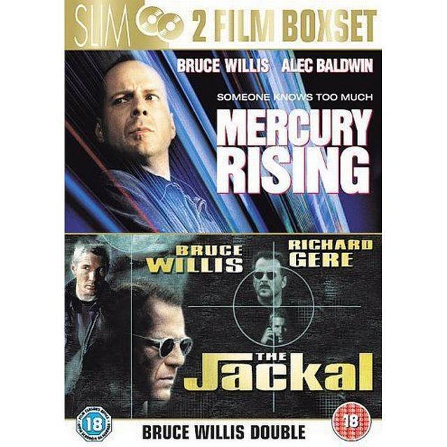 Mercury Rising/The Jackal [DVD]